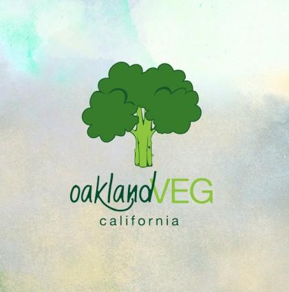 Oakland Veg Logo