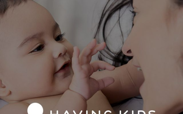 Having Kids - Identity Design