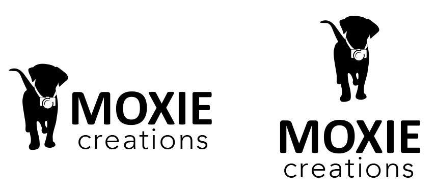 Moxie Creations Logo Design