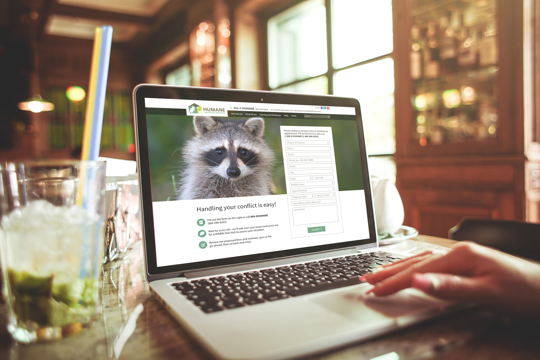 Humane Wildlife Services Website