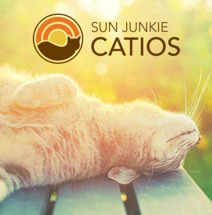 Sun Junkie Catios Logo